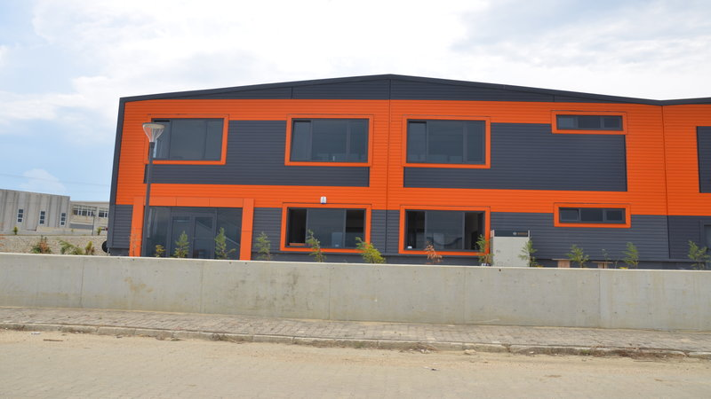 METAL PACKAGE INDUSTRY AND TRADE LIMITED- Project Design and construction works for Metal Package Industrial Plant (Management and Production Buildings) (3.650 m2)